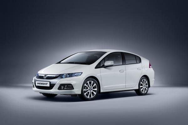 Neuer 2012 Honda Insight
