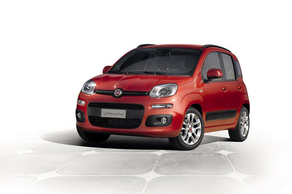 Neuer Fiat Panda