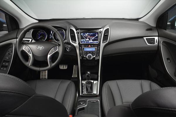 Neuer Hyundai i30 - Innenraum