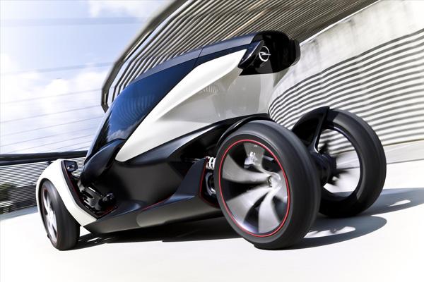 Opel Elektro-Zweisitzer