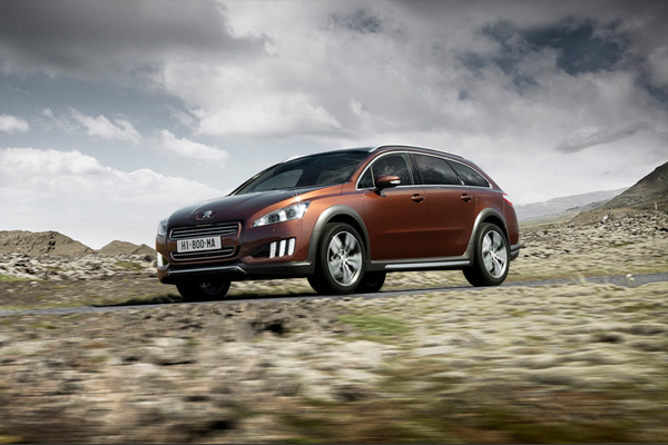 Peugeot 508 RXH Limited Edition