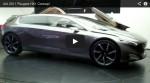 Video: Peugeot HX1 Konzeptfahrzeug auf der IAA 2011