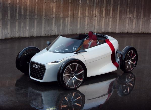 Audi urban concept - Leichtfahrzeug