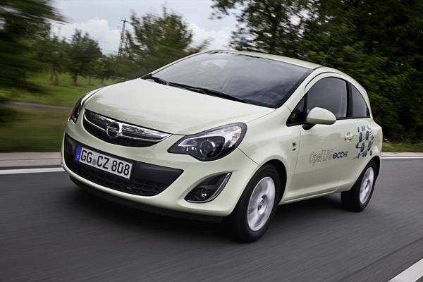 Opel Corsa 1.2 LPG ecoFLEX