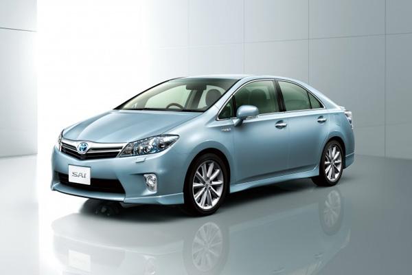 Toyota Sai - Hybrid-Limousine