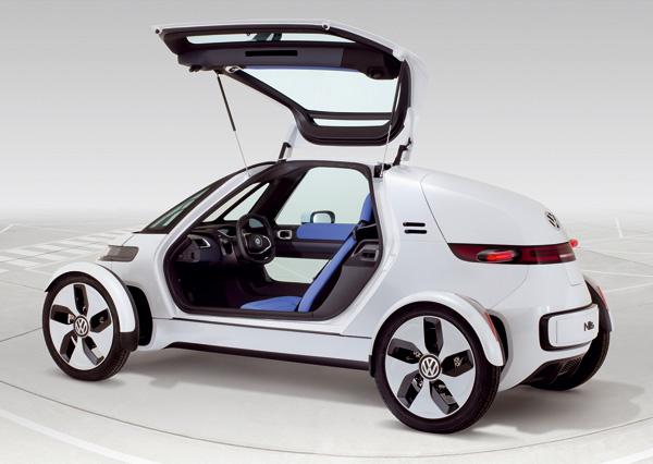 VW NILS - Leichtfahrzeug