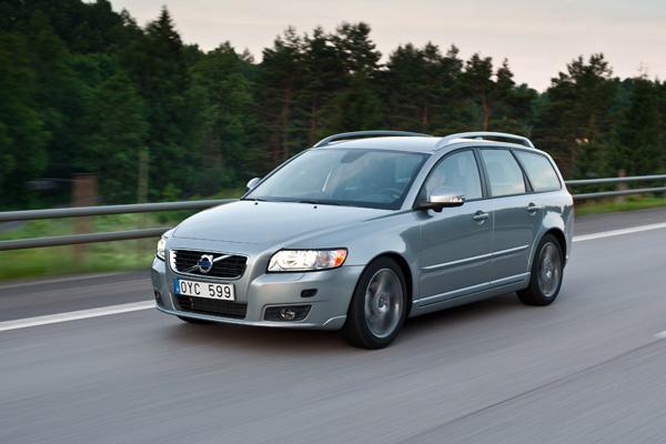 2012 Volvo V50