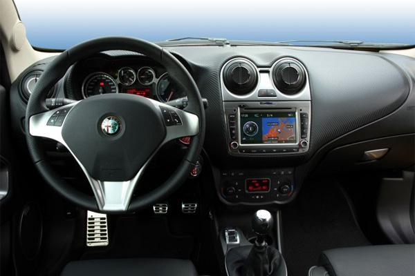 Alfa Romeo MiTo Cockpit
