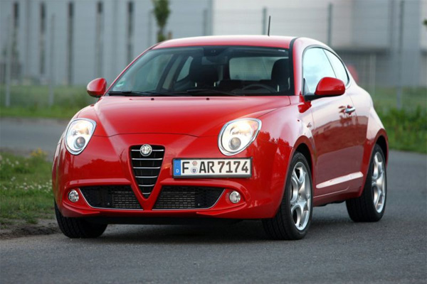 Alfa Romeo MiTo 1.3 JTDM 16V Eco: 3,5 l/100 km und 90 g/km CO2 ...