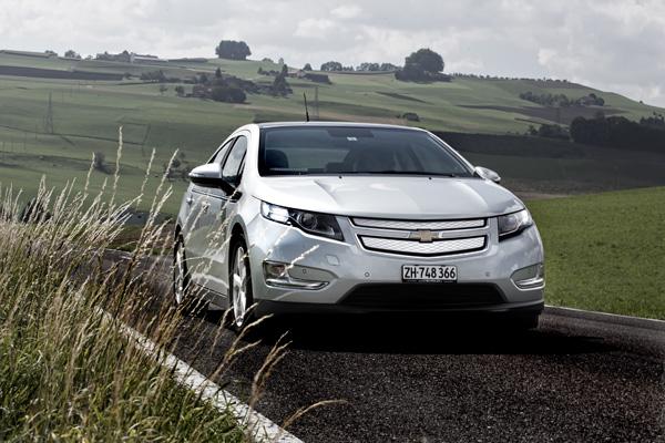 Chevrolet Volt erhält 5-Sterne beim Euro NCAP-Sicherheitstest