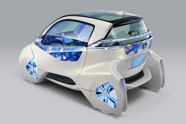 Honda Micro-Commuter Konzept