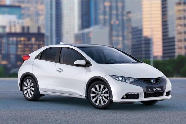 Neuer Honda Civic kommt Ende 2012 als erster mit dem neuen Diesel