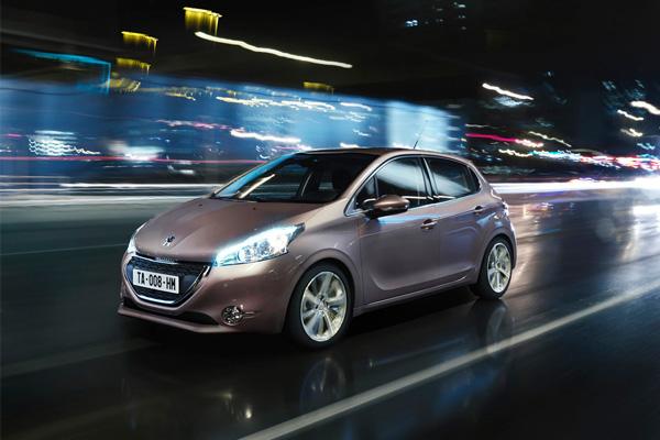 Vorbildlicher Franzose: Peugeot 208 mit Bestwerten ab 3,4 l/100 km Diesel und 87 g/km CO2
