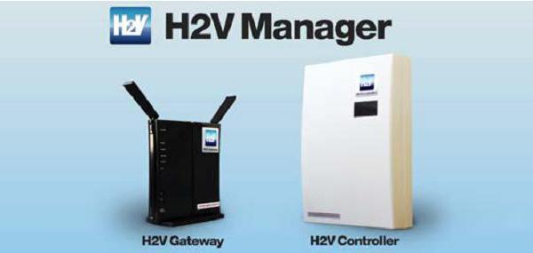 Toyota H2V Manager
