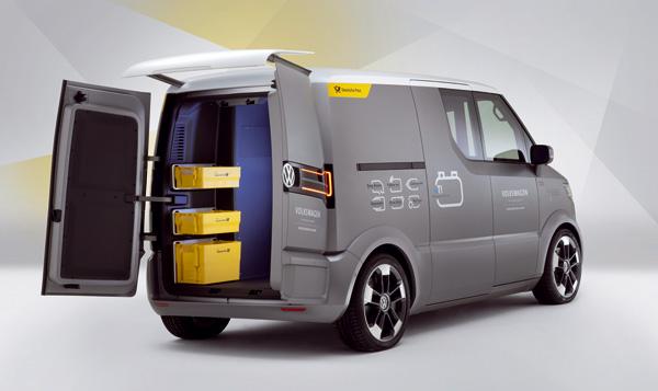 Volkswagen eT! Elektrotransporter
