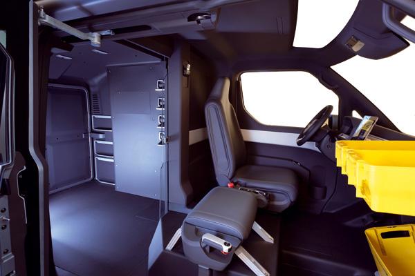 Volkswagen eT! Innenraum