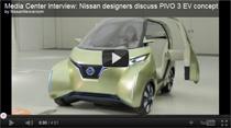 Vorstellung des Nissan PIVO 3 EV Concept