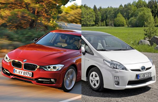 BMW & Toyota Kooperation