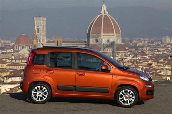 Der neue Fiat Panda