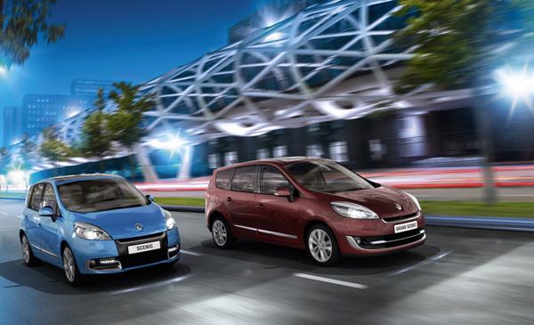 Renault Scénic und Grand Scénic