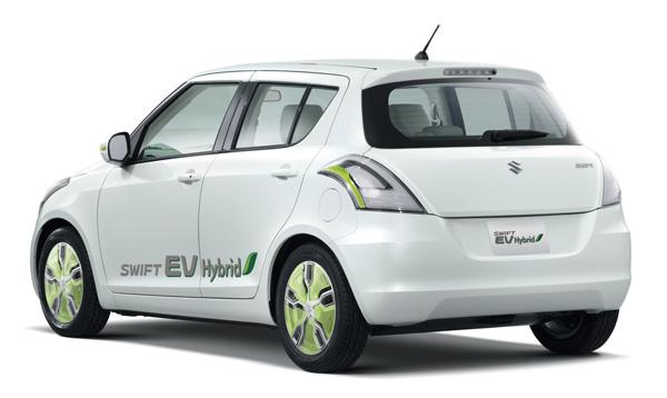 Suzuki Swift Range Extender (Hybrid EV)