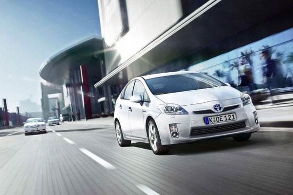 Toyota Prius - Sieger des TÜV-Report 2012