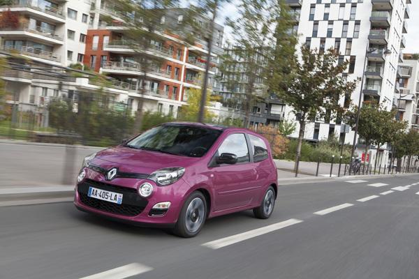 Renault Twingo Dynamique dCi 85 eco