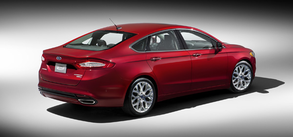 Neuer 2013 Ford Fusion
