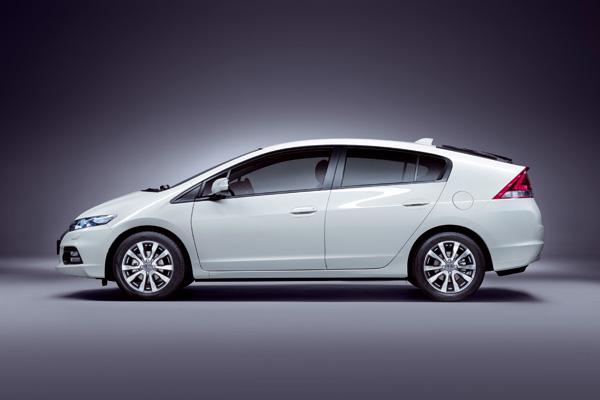 Neuer Honda Insight