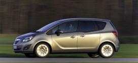 Opel Meriva LPG: Sparsam und umweltfreundlich mit Autogas ab Werk