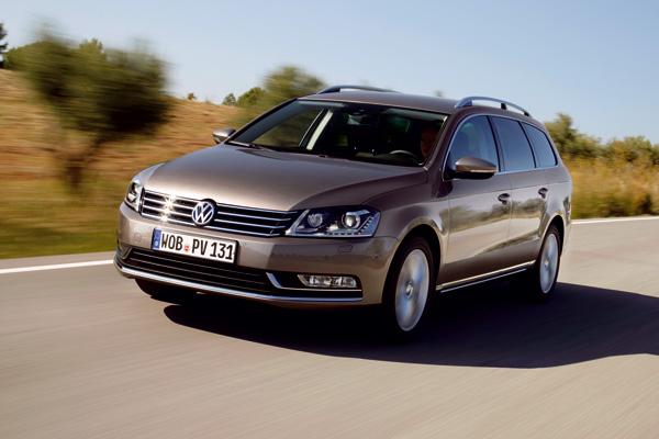 Volkswagen Passat Variant TSI EcoFuel