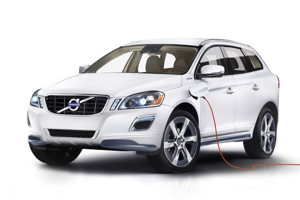 Volvo XC60 Plug-in Hybrid Concep