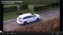Video: Neuer 2012 Toyota Avensis