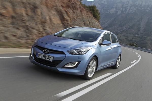 Hyundai i30 - 2. Generation