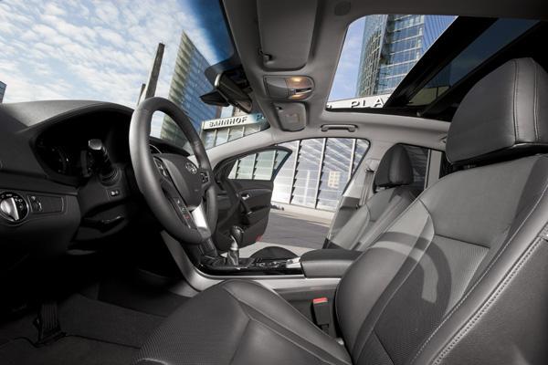Hyundai i40 Limousine - Innenraum