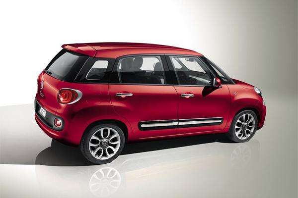 Neuer Fiat 500L