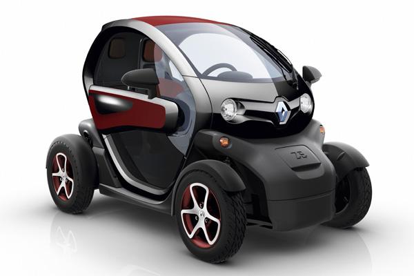 Renault Twizy jetzt bestellbar
