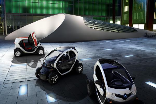 Renault Twizys