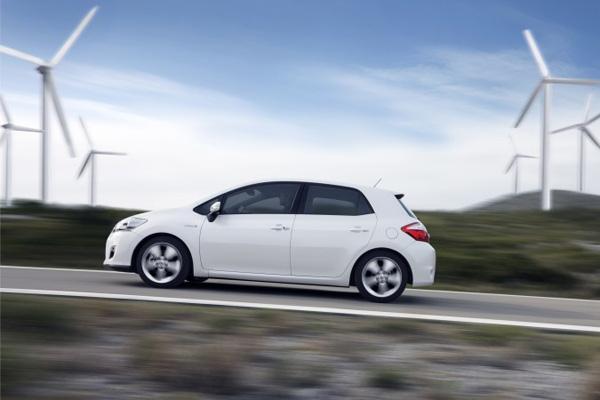 Toyota Auris Hybrid ist 400.000 Hybrid in Europa