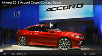 2013 Honda Accord Coupe Concept – In Serie auch mit Plug-In Hybridantrieb