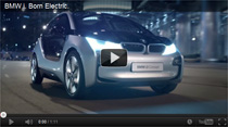 Neues Promotion-Video zu den E-Autos BMW i3 und i8