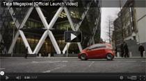 Tata Megapixel: Vorstellung des Elektroautos mit Range-Extender