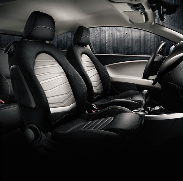 Alfa Romeo MiTo TwinAir - Innenraum