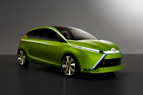 Toyota Dear Qin (Kompaktwagen)