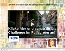 Video: Mit dem Ford Mondeo von Rom nach Edinburgh