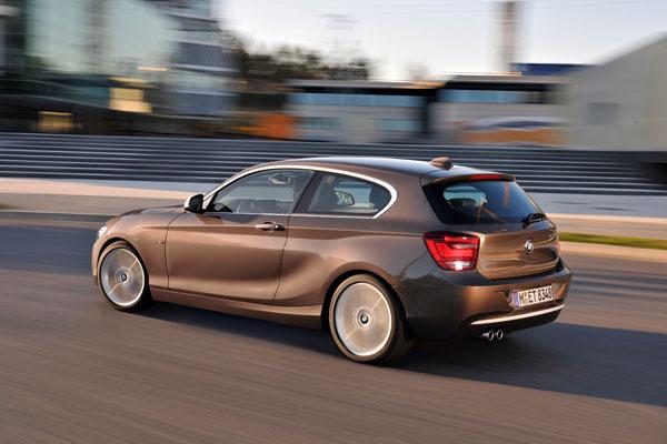 BMW 1er - Dreitürer