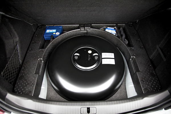 Opel Insignia 1.4 Turbo LPG ecoFLEX - LPG-Tank