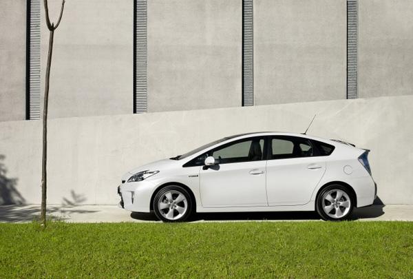 Toyota Prius -  Beim ADAC-EcoTest 2012 die Nummer 1