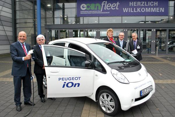 E-Autos: Ideal für den Einsatz in Pflege- oder Kurierdiensten