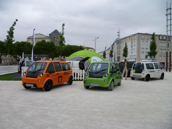 mia electric Elektroautos